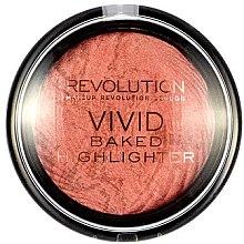 Духи, Парфюмерия, косметика Хайлайтер для лица - Makeup Revolution Highlighting