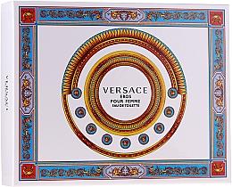 Versace Eros Pour Femme - Set (edt/50ml + b/lot/50ml + sh/gel/50ml) — Imagine N1