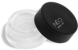 Parfumuri și produse cosmetice Cremă-glitter pentru ochi - NEO Make Up