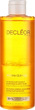 Parfumuri și produse cosmetice Demachiant pentru față - Decleor Aroma Cleanse Bi-Phase Caring Cleanser & Make Up Remover