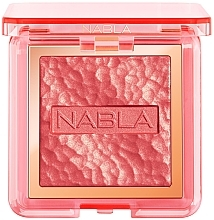 Parfumuri și produse cosmetice Fard de obraz - Nabla Miami Lights Collection Skin Glazing