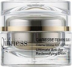 Parfumuri și produse cosmetice Crema de restaurare anti-îmbătrânire pentru față - Qiriness Ultimate Anti-Age Redensifying Cream