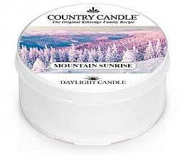 Parfumuri și produse cosmetice Lumânare aromată - Country Candle Mountain Sunrise Daylight
