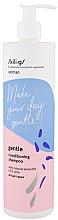 Parfumuri și produse cosmetice Șampon-balsam pentru toate tipurile de păr - Kili·g Woman Gentle Conditioning Shampoo
