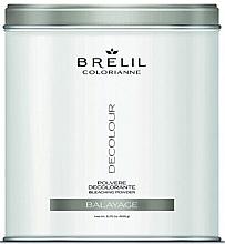 Parfumuri și produse cosmetice Pudră decolorantă pentru păr - Brelil Colorianne Prestige Decolorante Balayage Bleaching Powder