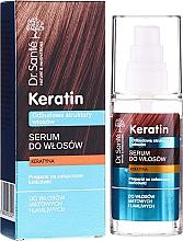 Parfumuri și produse cosmetice Fluid pentru păr - Dr. Sante Keratin
