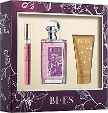 Parfumuri și produse cosmetice Bi-Es Berry Darling - Set (edp/100ml + edp/12ml + sh/gel/50ml)