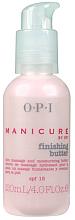 Parfumuri și produse cosmetice Cremă-ulei de masaj pentru mâini - O.P.I. Manicure Finishing Butter SPF 15
