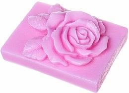 """Parfumuri și produse cosmetice Săpun natural """"Trandafir"""", cu aromă de vișini - LaQ Happy Soaps Natural Soap"""