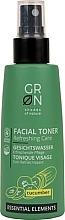 Parfumuri și produse cosmetice Toner pentru față - GRN Essential Elements Cucumber Toner