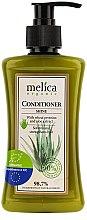"""Parfumuri și produse cosmetice Balsam de păr """"Strălucire sănătoase"""" - Melica Organic Shine Conditioner"""