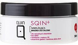 Parfumuri și produse cosmetice Mască hidratantă pentru mâini - Silcare Quin Sqin+ Moisturizing Hand Mask
