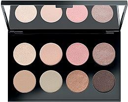 Parfumuri și produse cosmetice Paletă de farduri pentru pleoape - Make Up Factory International Eyes Palette