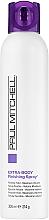 Parfumuri și produse cosmetice Spray de fixare pentru volum suplimentar și menținere puternică - Paul Mitchell Extra-Body Finishing Spray