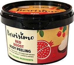 Духи, Парфюмерия, косметика Peeling pentru corp - Berrisimo Red Boost Body Peeling