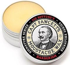 Parfumuri și produse cosmetice Ceară pentru mustăți - Captain Fawcett Sid Sottungs Moustache Wax Barberism