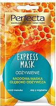 Parfumuri și produse cosmetice Mască nutritivă pentru față - Perfecta Express Mask