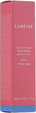 """Luciu de buze """"Fructe de pădure"""" - Laneige Lip Glowy Balm Berry — Imagine N1"""
