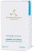 Увлажняющая укрепляющая сыворотка для области вокруг глаз - Aromatherapy Associates Hydrating Firming Eye Serum — фото N4