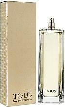 Parfumuri și produse cosmetice Tous Gold Tous - Apă de parfum (tester fără capac)