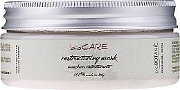 Parfumuri și produse cosmetice Mască regenerantă cu ulei de trandafir sălbatic pentru păr - BioBotanic BioCare Restructuring Mask
