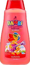 """Parfumuri și produse cosmetice Spumă de baie """"Căpșună"""" - Bambi"""
