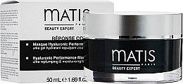 Parfumuri și produse cosmetice Preț redus! Mască de față - Matis Reponse Corrective Hyaluronic Performance Mask*