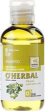 Parfumuri și produse cosmetice Șampon pentru păr ondulat și rebel cu extract de hamei - O'Herbal