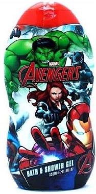 Marvel Avengers - Șampon-Gel de duș — Imagine N1