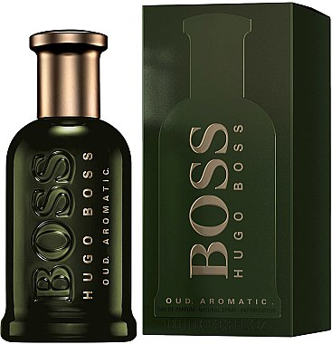 Hugo Boss Boss Bottled Oud Aromatic - Apă de parfum  — Imagine N2