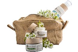 Parfumuri și produse cosmetice Set pentru tenul combinat și gras - Shy Deer (emulsion/200ml + cr/50ml + e/cr/30ml)