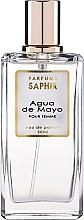 Parfumuri și produse cosmetice Saphir Parfums Agua de Mayo - Apă de parfum