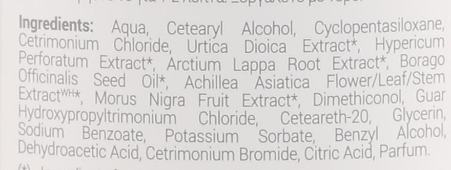 """Balsam de păr cu urzică """" strălucire blândă """" - Reţete bunicii Agafia White Agafia Netle Conditioner — Imagine N3"""