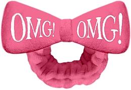 Parfumuri și produse cosmetice Bandă de păr, roz aprins - Double Dare OMG! Hot Pink Hair Band