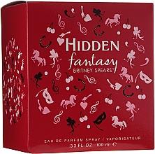 Parfumuri și produse cosmetice Britney Spears Hidden Fantasy - Apă de parfum