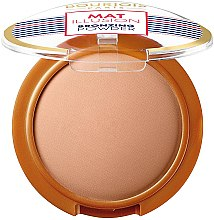 Parfumuri și produse cosmetice Pudră bronzantă - Bourjois Matt Illusion Bronzing Powder