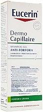 Духи, Парфюмерия, косметика Шампунь против перхоти для жирных волос - Eucerin DermoCapillaire Anti-Dandruff Gel Shampoo