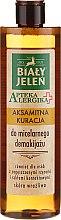 Parfumuri și produse cosmetice Soluție demachiantă - Bialy Jelen Apteka Alergika