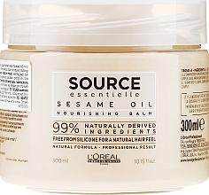 Parfumuri și produse cosmetice Balsam pentru părul uscat - L'Oreal Professionnel Source Essentielle Nourishing Balm