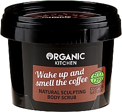 Parfumuri și produse cosmetice Scrub de corp - Organic Shop Organic Kitchen Body Scrub