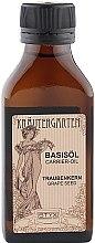 Parfumuri și produse cosmetice Ulei de semințe de struguri - Styx Naturcosmetic Crape Seel Basisol Carrier-Oil