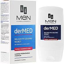 Parfumuri și produse cosmetice Balsam după ras pentru piele hipersensibilă - AA Cosmetics Men derMED After-Shave Balm