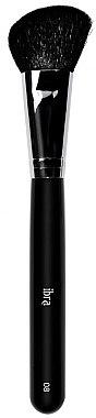 Pensulă pentru fard de obraz și bronzer №08 - Ibra Professional Makeup — Imagine N1