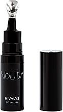 Parfumuri și produse cosmetice Сыворотка для губ - NoUBA Lip Serum Nivalys