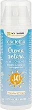 Parfumuri și produse cosmetice Cremă cu protecție solară SPF 30 - La Saponaria Sun Cream SPF 30