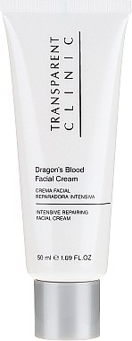 Cremă de față - Transparent Clinic Dragon?s Blood Cream — Imagine N2