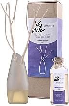Parfumuri și produse cosmetice Difuzor de aromă, cu suport de sticlă - We Love The Planet Charming Chestnut Diffuser