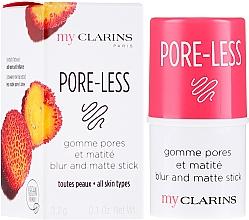 Parfumuri și produse cosmetice Stick matifiant pentru față - Clarins My Clarins Pore-Less Blur And Matte Stick