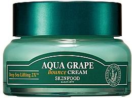 Parfumuri și produse cosmetice Cremă de față - SkinFood Aqua Grape Bounce Cream