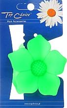 Parfumuri și produse cosmetice Agrafă de păr 24337, verde - Top Choice